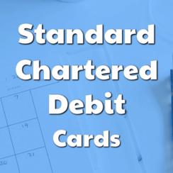 Standard Chartered Debit Cards