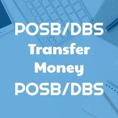 Transfer Money From POSB-DBS To POSB-DBS
