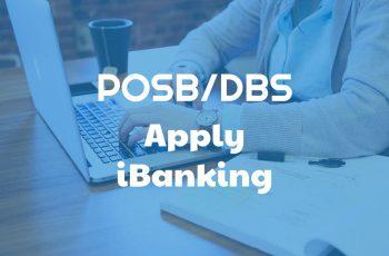 Apply POSB-DBS Internet Banking