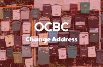 How To Change Address OCBC