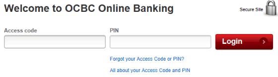 OCBC iBanking