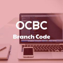 Check OCBC Branch Code