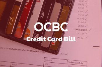 Check OCBC Credit Card Bill