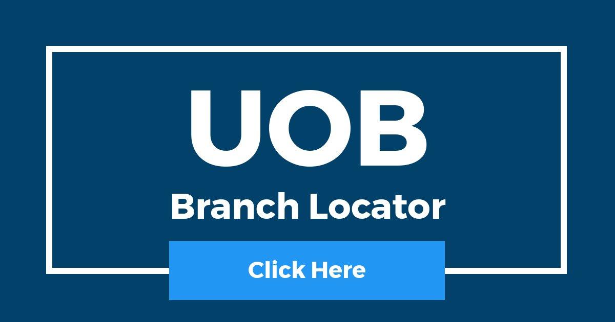 UOB Branch Locator
