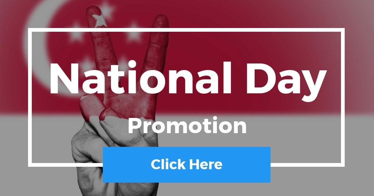 National Day Promotion 2018 - Singapore Bank