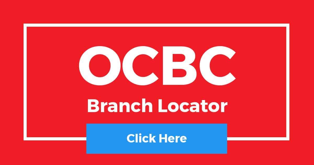 OCBC Branch Locator